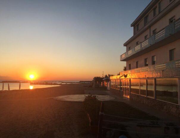 hotel strand mare molise